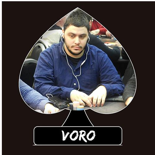 VORO King Kong Poker Team