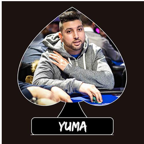 YUMA King Kong Poker Team