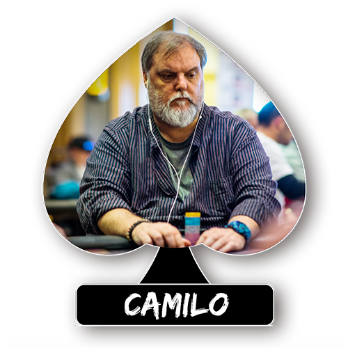 CAMILO King Kong Poker Team
