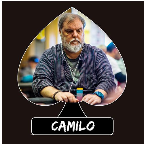 CAMILO King Kong Poker Team