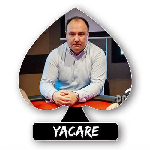 YACARE King Kong Poker Team