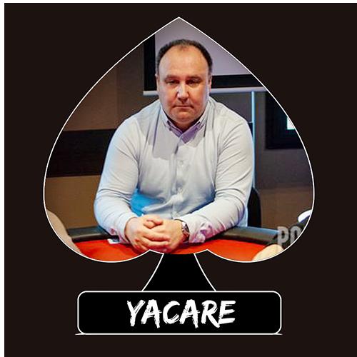YACARE King Kong Poker Team