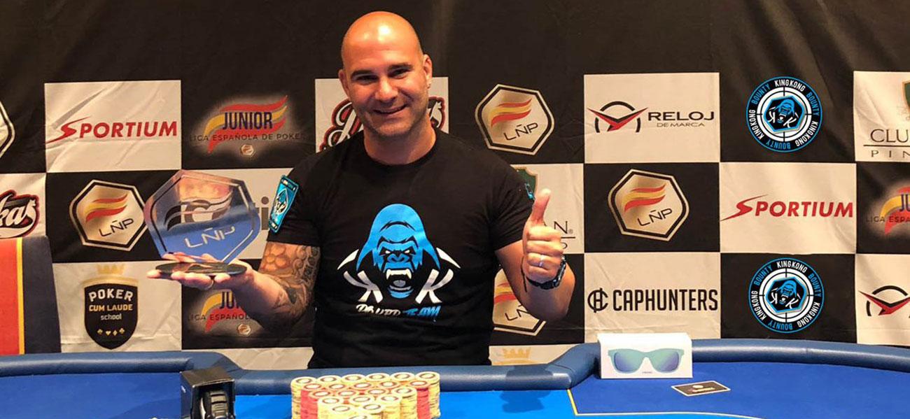 DR10 King Kong Poker Team