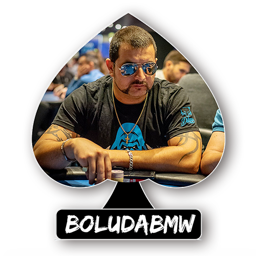 BOLUDABMW King Kong Poker Team