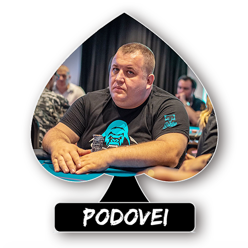 PODOVEI King Kong Poker Team