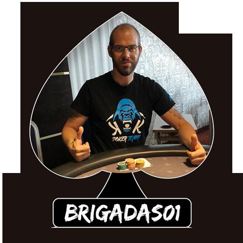 BRIGADAS01 King Kong Poker Team