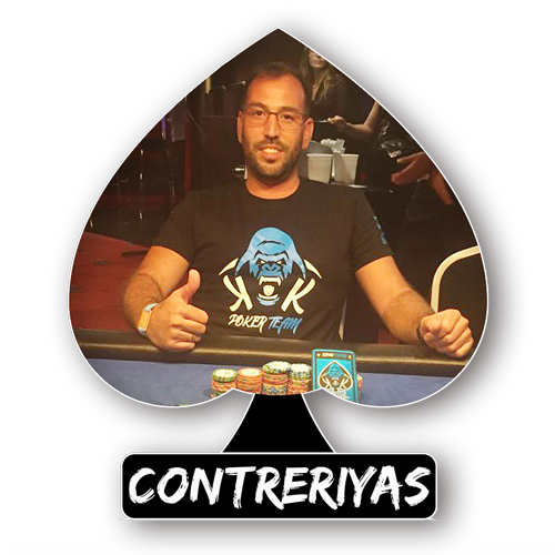 CONTRERIYAS King Kong Poker Team