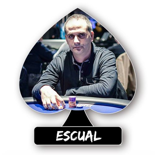 ESCUAL King Kong Poker Team
