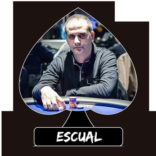 ESCUAL King Kong Poker Team
