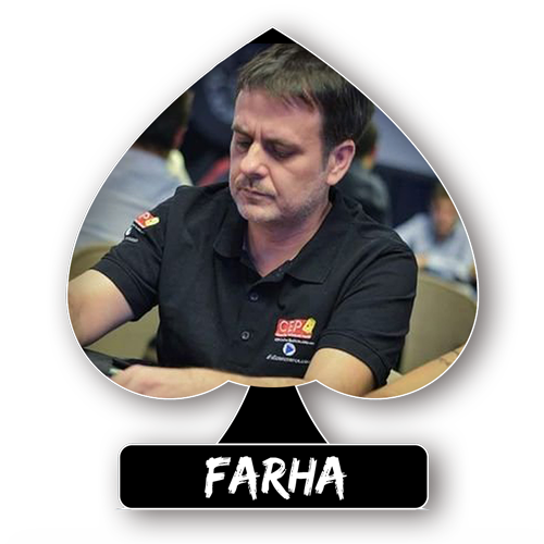 FARHA King Kong Poker Team