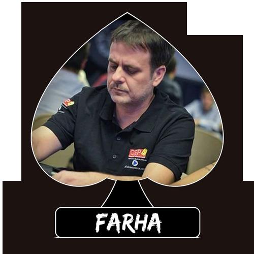 FARHA King Kong Poker Team