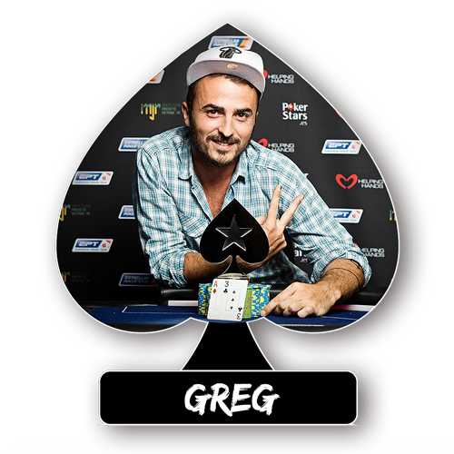 GREG King Kong Poker Team