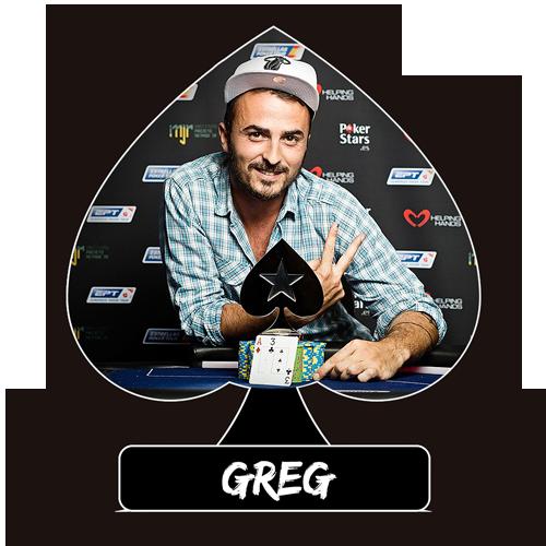 GREG King Kong Poker Team
