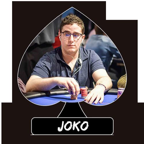 JOKO King Kong Poker Team