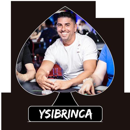 YSIBRINCA King Kong Poker Team